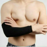 Arm sleeve basket kiper sarung lengan tangan motor sepeda gowes gojek
