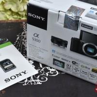 [NEW] Sony A5100 kit 16-50mm OSS @Gudang Kamera Malang