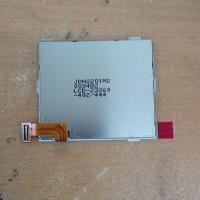 LCD BLACKBERRY BOLD 9700 / 9780 - WHITE - NEW-ORI RIM - 450