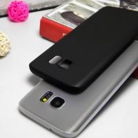 Case Babyskin Soft Black Matte Samsung Galaxy S7 Flat