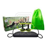 Jual REVOFLEX Xtreme Alat Olahraga Fitness Gym Portable Murah