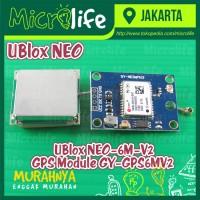 UBlox NEO-6M-V2 GPS Module GY-GPS6MV2