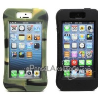 iPhone 4/4S, iPhone 5/5S Griffin Survivor Slim Case cover