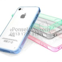 iPhone 4, iPhone 4S Ultra Thin Silicon Soft Case