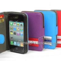 iPhone 4, iPhone 4S Wallet Ribbon case