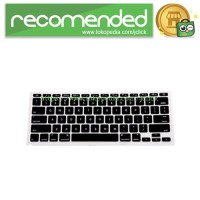 Solid Color Silicone Keyboard Cover Protector Skin for Macbook Air 11.