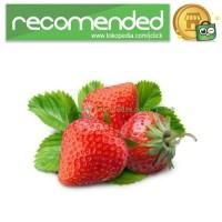 Strawberry Flavor E-Liquid 10ml Zero Nikotin - No Color