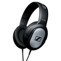 Sennheiser HD 201 Professional Headphones Hitam 1