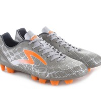 Specs Accelerator Fury FG Cool Grey Orange | Sepatu Sepak bola