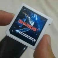 [3DS] SKY3DS+ ORANGE BUTTON v1.40 (EX-FAT) READY!