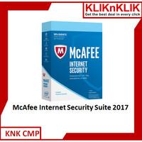 McAfee Internet Security Suite - 3 User