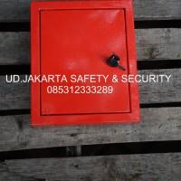 FIRE ALARM TERMINAL JUNCTION BOX CABINET 12/24 PAIR SYSTEM HARGA MURAH