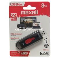 Jual USB MAXELL FLASHDISK Slider 8GB Murah