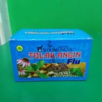 TOLAK ANGIN FLU 1 BOX ISI 12 SACHET -  SIDOMUNCUL