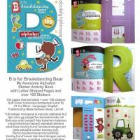 Buku anak B is for Breakdancing Bear