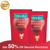 Palmolive Shower Gel Sensual 450ml - 2pcs (As2-114839-8850006494028)