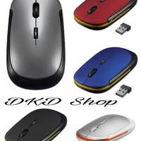 Magic Mouse Wireless Intelligent Ultra Slim Mini USB 2,4 GHz SILVER