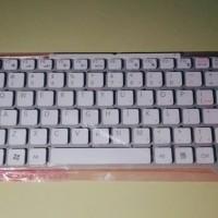 Sony Laptop Keyboard Vaio VGN-SR Series White