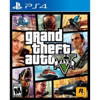 Sony PS4 Grand Theft Auto V (GTA 5) GTA V