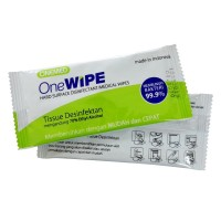 One Wipe Tissue Desinfectan OneMed pcs