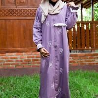 Spesial   Model Terbaru Baju Muslim Wanita Terbaru Gamis Katun, Gamis