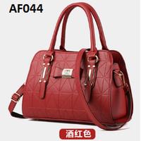 Tas wanita Asli import chanel handbag tas bahu tas selempang 044 PUTIH