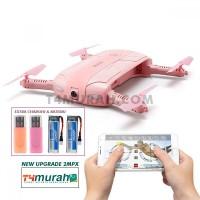 drone JJRC elfie kamera 2mp full set murah