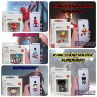 Ringstand / iring / ring standing hp SUPERHERO batman,ironman,superman