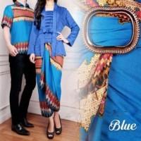 Jual Gamis Couple | Busana Muslim | Baju Batik | Kebaya Couple AS67GM Murah