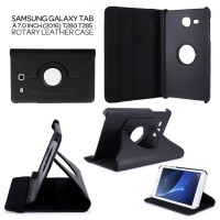 "Samsung Galaxy Tab A 7.0"" 2016 A6 T285 Leather Flip Cover Casing Case"