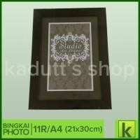 A4 (21x30 cm) Bingkai / Pigura / Frame Foto Ukuran 11R / Sertifikat