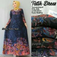tatik dress ori by Radea hijab