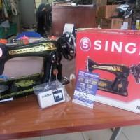 Mesin Jahit Singer 15 Class(update +meja)