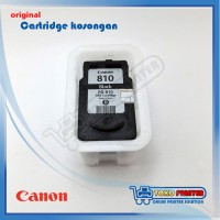 Cartridge Canon PG 810 Second / Kosongan Original