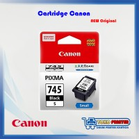 Catridge Canon Warna PG-745 NEW Original Small