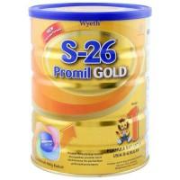S26 PROMIL GOLD 900G TAHAP 1 SUSU FORMULA BAYI 0-6 BULAN KALENG