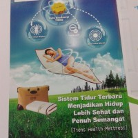 matras kesehatan bio energy tiens memperbaiki kualitas tidur