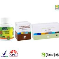 Paket Obat Herbal Asam Urat Tiens Calcium Glucosamin Jiang Zhi Tea