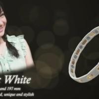 TI energy BRACELET MAGIC WHITE galang kesehatan wanita tiens