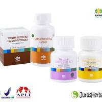 Tiens Paket Obat Herbal Stroke Penyumbatan Pembuluh Darah