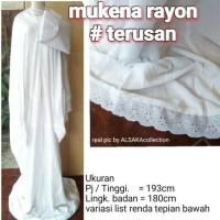 Harga Mukena Terusan Travelbon.com