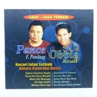 CD LAGU LAGU TERBAIK PANCE F PONDAAG & OBBIE MESSAKH