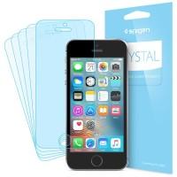 Spigen iPhone SE / 5 / 5s Screen Protector Crystal (5Pcs)