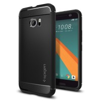 Spigen Htc One M10 Rugged Armor - Hitam H09cs20276