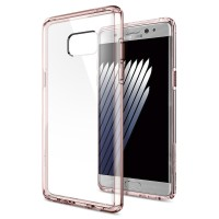 Spigen Galaxy Note 7 Case Ultra Hybrid - Rose Crystal