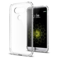 Spigen For Lg G5 Case Crystal Shell A18cs20133 - Clear Crystal
