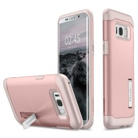Spigen Galaxy S8 Case Slim Armor - Rose Gold