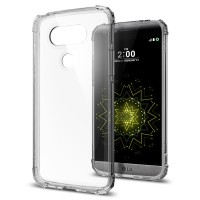 Spigen For Lg G5 Case Crystal Shell A18cs20134 - Dark Crystal