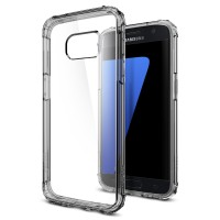 Spigen For Galaxy S7 Case Crystal Shell Dark Crystal 555cs20098
