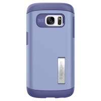 Spigen For Galaxy S7 Case Slim Armor - Violet